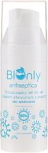 Perfumería y cosmética Gel de manos antibacteriano con aceite esencial de lavanda - BIOnly Antiseptica Antibacterial Gel