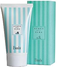Perfumería y cosmética Acqua Dell Elba Bimbi - Crema corporal perfumada hidratante infantil