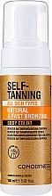 Perfumería y cosmética Mousse corporal autobronceadora - Comodynes Self-Tanning Natural & Uniform Body Color