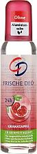 Perfumería y cosmética Desodorante antitranspirante spray con aroma a granada - CD Deo