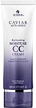 Perfumería y cosmética CC crema para cabello termoprotectora con extracto de caviar - Alterna Caviar Anti Aging Replenishing Moisture CC Cream