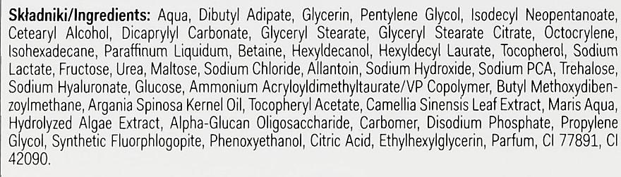 Crema facial tonificante con extracto de té verde - AA Hydro Sorbet Moisturising & Energising Cream — imagen N3