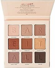 Perfumería y cosmética Paleta de sombras de ojos - Barry M Eyeshadow Palette Bare It All