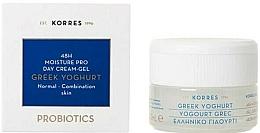 Perfumería y cosmética Gel-crema de día con yogur griego - Korres Greek Yogurt Cream Gel