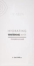 Perfumería y cosmética Mascarilla facial de tejido aclarante e hidratante - Pil'aten Hydrating Whitening Mask