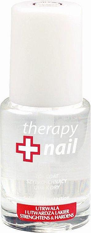 Esmalte endurecedor de uñas - Venita Therapy Nail Top Coat — imagen N1