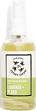 Perfumería y cosmética Aceite corporal superligero de lavanda&ylang-ylang - Cztery Szpaki