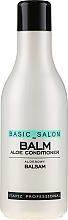 Perfumería y cosmética Acondicionador revitalizante y protector de aloe - Stapiz Professional Basic Salon Aloe Conditioner Balm
