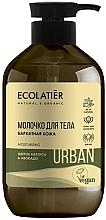 Perfumería y cosmética Leche corporal hidratante con cactus y aguacate - Ecolatier Urban Body Milk
