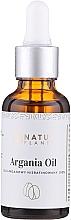 Perfumería y cosmética Aceite cosmético de argán 100% sin refinar - Natur Planet Argan Oil 100%
