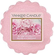 Perfumería y cosmética Cera aromática, fragancia floral - Yankee Candle Blush Bouquet Tarts Wax Melts