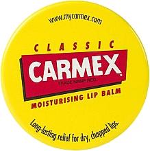 Perfumería y cosmética Bálsamo labial con manteca de cacao - Carmex Lip Balm Original