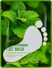 Perfumería y cosmética Mascarilla de pies con extracto de menta - Tony Moly Fresh Peppermint Foot Mask