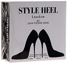 Perfumería y cosmética Jean-Pierre Sand Style Heel London - Eau de parfum