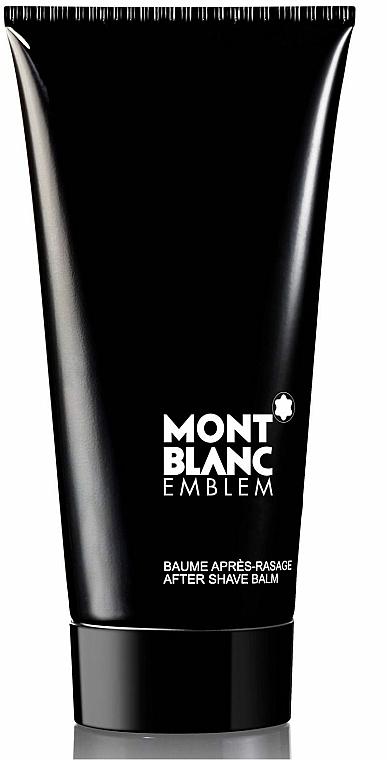 Bálsamo aftershave - Montblanc Emblem