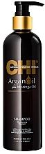 Perfumería y cosmética Champú con aceite de moringa y argán - CHI Argan Oil Plus Moringa Oil Shampoo