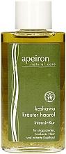 Perfumería y cosmética Aceite para cabello de sésamo y extracto de centella asiática - Apeiron Keshawa Herbal Hair Oil