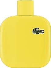 Perfumería y cosmética Lacoste Eau de Lacoste L.12.12 Yellow (Jaune) - Eau de toilette