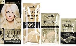 Perfumería y cosmética Decolorante de cabello hasta 5 tonos - Joanna Multi Blond Intensiv
