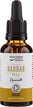Perfumería y cosmética Aceite de baobab - Wooden Spoon Baobab Oil