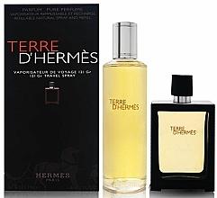 Perfumería y cosmética Hermes Terre d'Hermes - Set Eau de Parfum (30ml + 125ml)