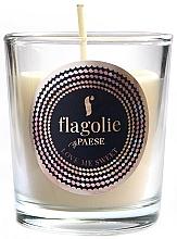 Perfumería y cosmética Vela perfumada de soja con aroma amaderado y a pachulí - Flagolie Fragranced Candle Love Me Sweet