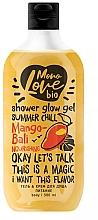 Perfumería y cosmética Gel de ducha nutritivo con extracto de mango - MonoLove Bio Mango-Bali Nourishing