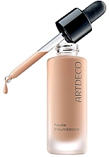 Perfumería y cosmética Base de maquillaje ligera - Artdeco Nude Foundation
