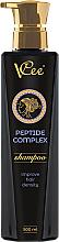 Perfumería y cosmética Champú densificador con péptidos - VCee Shampoo Peptide Complex