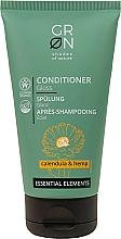 Perfumería y cosmética Acondicionador de cabello orgánico con extracto de caléndula y aceite de cáñamo - GRN Calendula & Hemp Conditioner