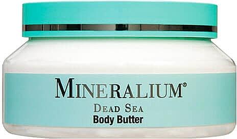 Manteca corporal con minerales del Mar Muerto - Minerallium Mineral Therapy Body Butter