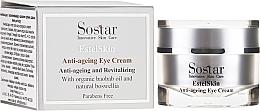 Perfumería y cosmética Crema contorno de ojos revitalizante con aceite orgánico de baobab - Sostar Estelskin Anti Ageing Eye Cream