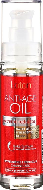 Loción facial antiedad con aceites de almendra dulce, macadamia y jojoba - Loton Anti-Age Oil Extreme Reductor — imagen N1