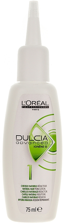 Loción permanente - L'Oreal Professionnel Dulcia Advanced Perm Lotion 1