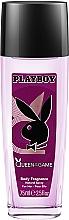 Perfumería y cosmética Playboy Queen Of The Game - Spray corporal