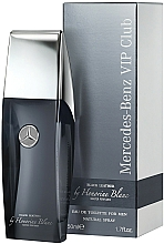 Perfumería y cosmética Mercedes-Benz Black Leather - Eau de toilette