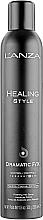 Perfumería y cosmética Laca con complejo de queratina y cactus para cabello, fijación fuerte - L'anza Healing Style Dramatic FX