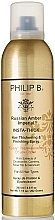 Perfumería y cosmética Spray de acabado con extracto de camomila y rosa mosqueta - Philip B Russian Amber Imperial Insta-thick Spray