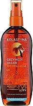 Perfumería y cosmética Aceite protector solar en spray, resistente al agua SPF 20 - Kolastyna