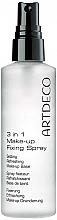 Perfumería y cosmética Spray fijador de maquillaje con agua de hamamelis 3 en 1 - Artdeco 3 in 1 Make-up Fixing Spray