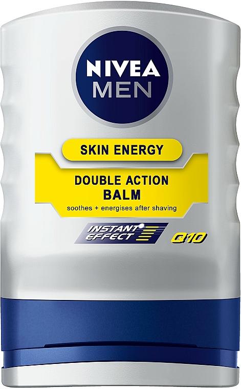 Bálsamo aftershave revitalizante 2en1 - Nivea For Men Active Energy Skin Revitalizer After Shave Balm — imagen N4