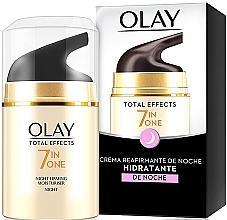 Perfumería y cosmética Crema reafirmante de noche - Olay Total Effects Anti-Aging Night Moisturiser