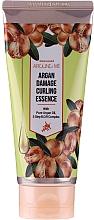 Perfumería y cosmética Esencia para cabello con aceite de argán puro - Welcos Around me Argan Damage Curling Essence