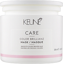 Perfumería y cosmética Mascarilla capilar protectora del color - Keune Care Color Brillianz Mask