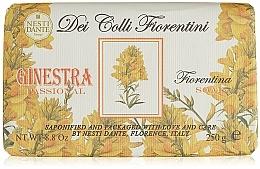 Perfumería y cosmética Jabón natural perfumado a base de vegetales - Nesti Dante Dei Colli Fiorentini Broom Soap