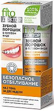 Perfumería y cosmética Polvo dental para blanqueamiento profesional - Fito Cosmetic