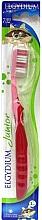 Perfumería y cosmética Cepillo dental infantil de dureza suave, rojo - Elgydium Junior 7/12