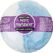 Perfumería y cosmética Bomba de baño con aceite de almendras dulces - Beauty Jar MRS. President