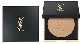 Perfumería y cosmética Polvo facial compacto efecto mate - Yves Saint Laurent Encre De Peau All Hours Setting Powder