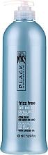 Perfumería y cosmética Fluido antiencrespamiento para cabello rebelde - Black Professional Line Anti-Frizz